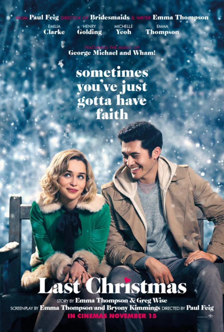 Photo of La Comedia Romántica 'Last Christmas' estrena su trailer oficial
