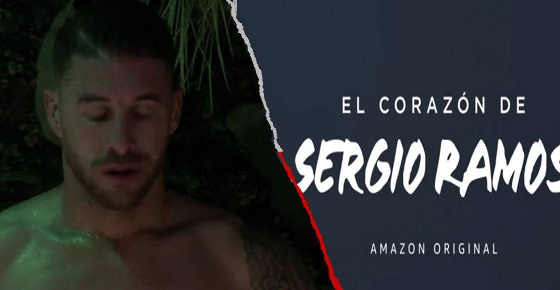 Photo of Amazon lanza el documental 'El corazón de Sergio Ramos'