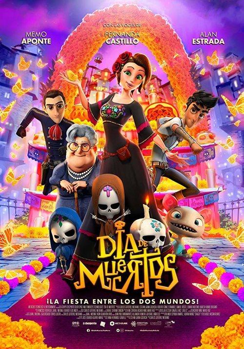 Photo of Se estrena en los cines de Panamá 'Día de Muertos'