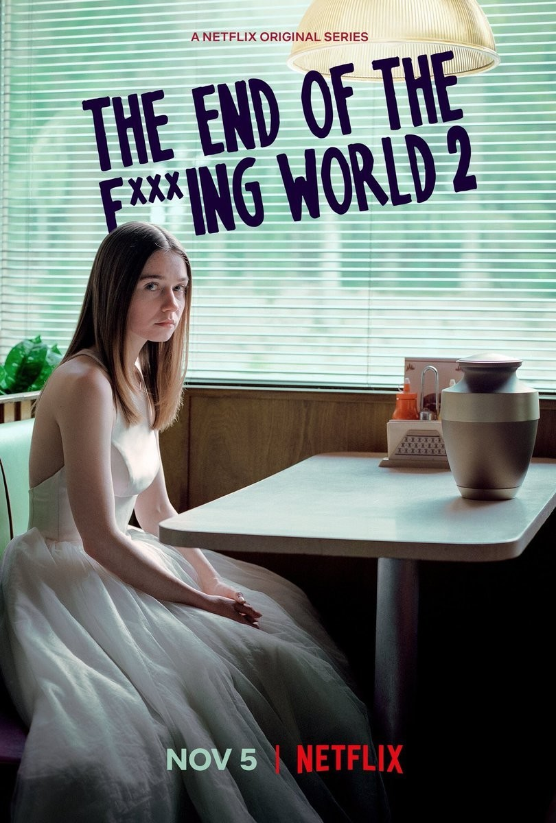 Photo of Netflix lanza el tráiler de la 2da. Temporada de 'The End of the F***ing World'