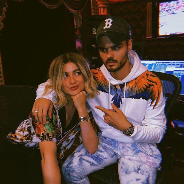 Photo of Abraham Mateo y Sofá Reyes juntos presentan ¿Qué ha pasao?