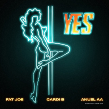 Photo of Cardi B estrena el vídeo musical 'Yes' en compañía de Anuel AA y Fat Joe