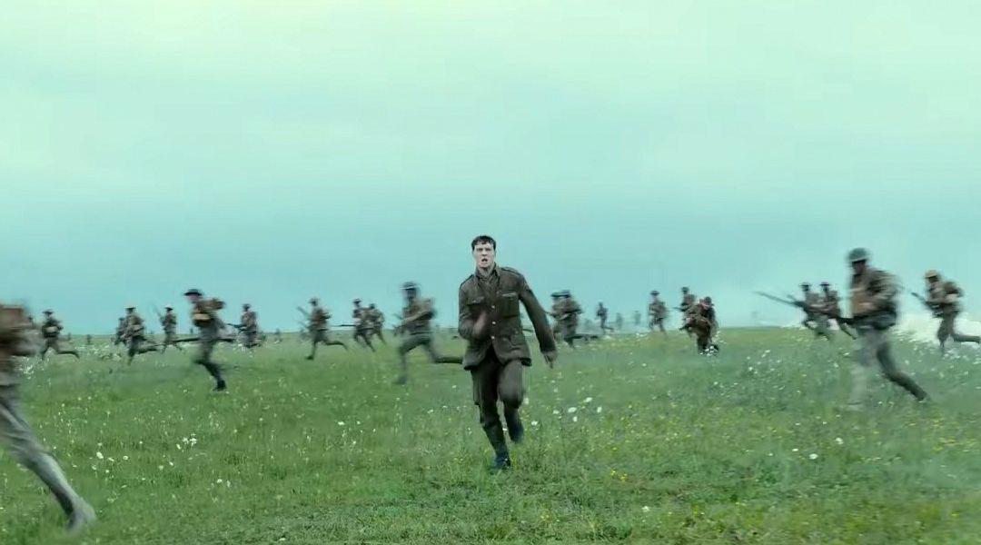 Photo of El film '1917' lanza nuevo trailer