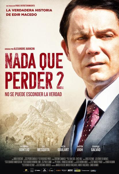 Photo of Pre venta de la película 'Nada que Perder 2'