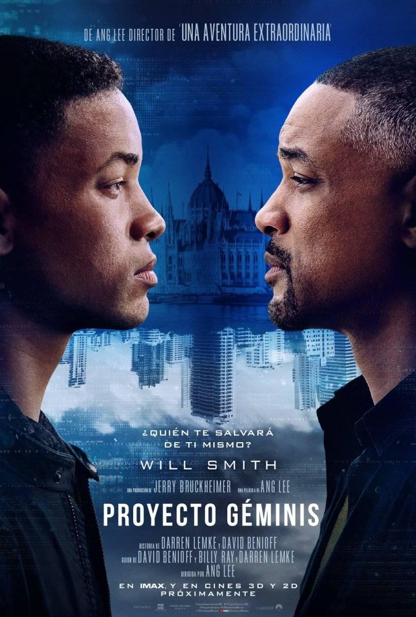 Photo of Este 10 de octubre estrena en los cines de Panamá 'Proyecto Géminis'