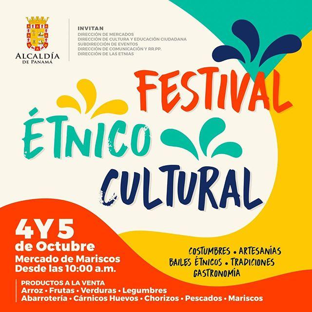 """Photo of """"Festival Étnico Cultural"""" en el Mercado de Mariscos"""