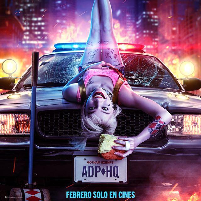 Photo of Warner bros estrena el primer trailer de 'Aves de Presa' la película de Harley Quinn