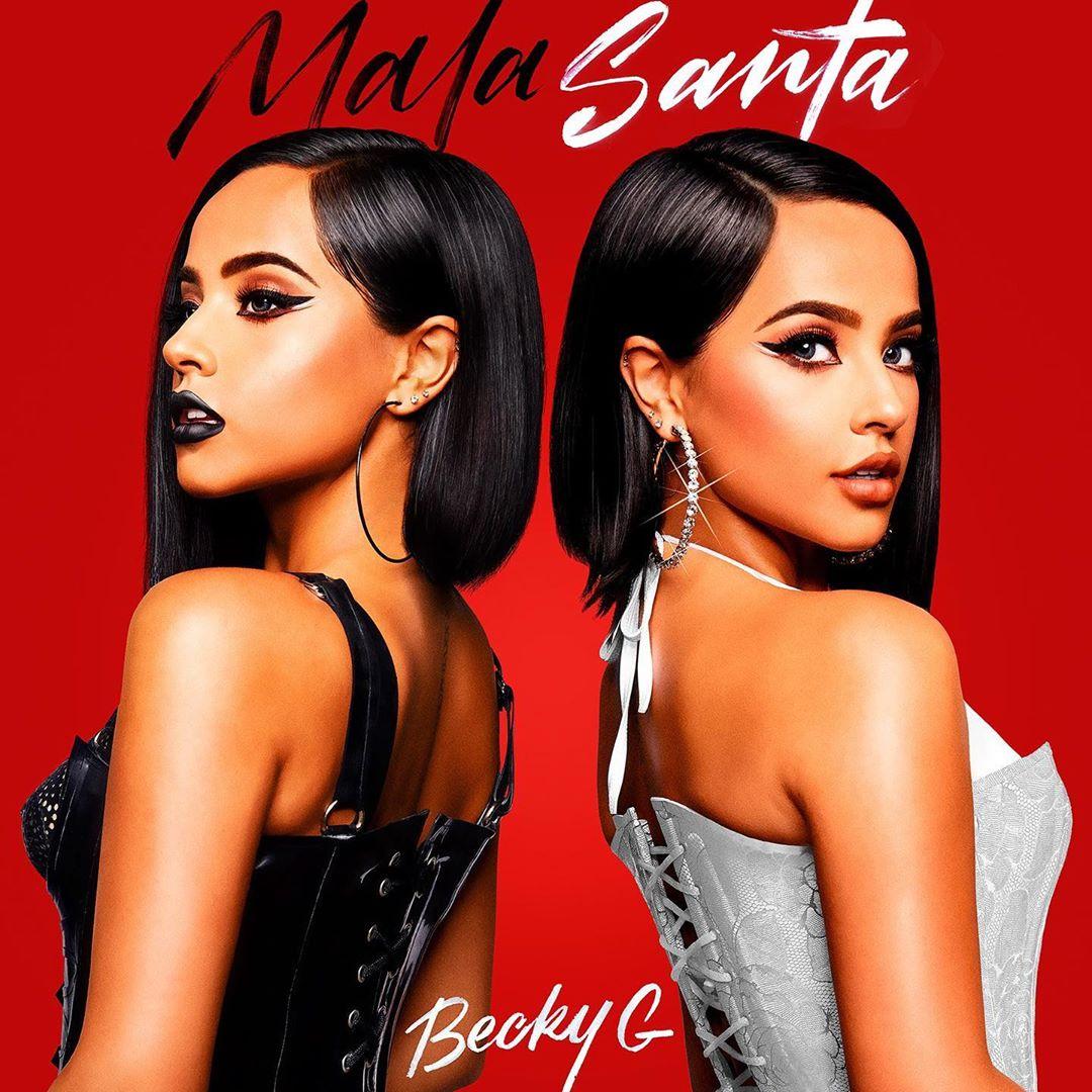 Photo of Becky G lanzará el próximo 17 de octubre su primer álbum «Mala Santa»