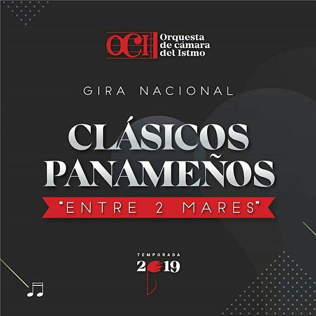 """Photo of La Orquesta de Cámara del Istmo los invita a disfrutar de su gira nacional """"Clásicos Panameños, entre 2 mares"""""""