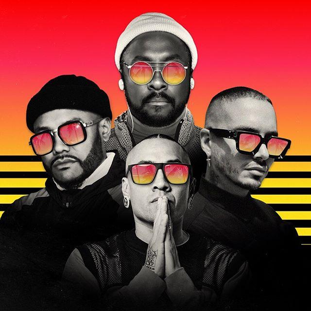Photo of Black Eyed Peas y J Balvin estrenan 'RITMO'
