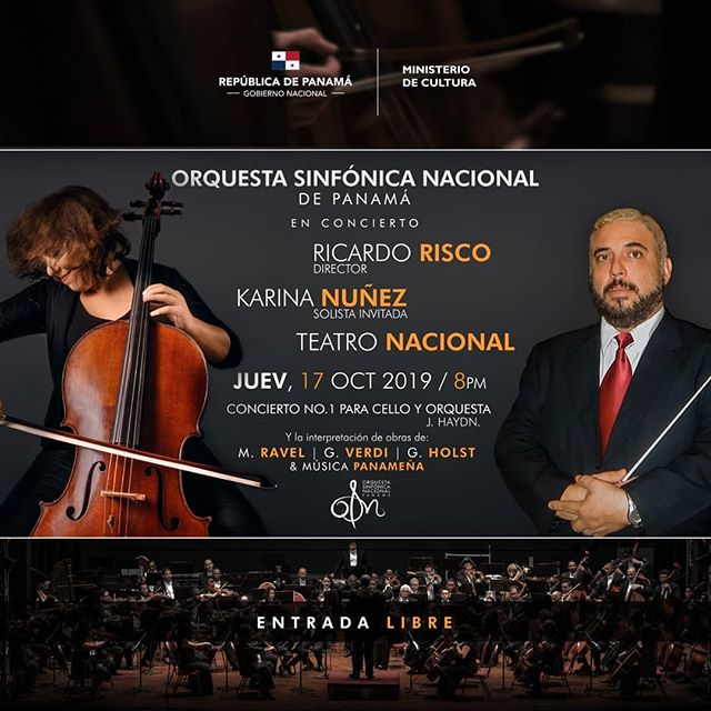 Photo of El Teatro Nacional de Panamá recibirá a nuestra emblemática Orquesta Sinfónica Nacional