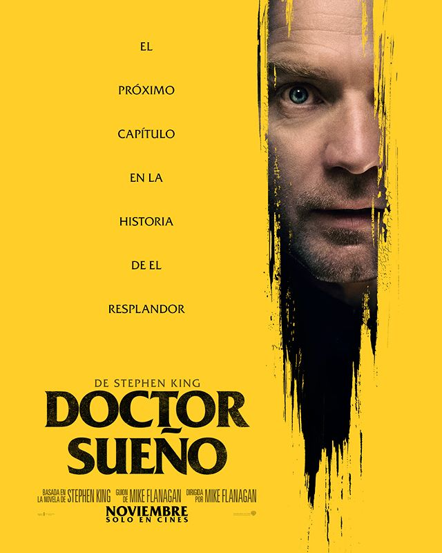 Photo of 'Doctor Sueño' llega a los cines en noviembre