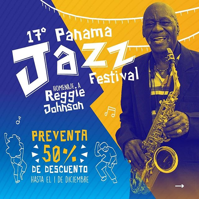 Photo of Panama Jazz Festival arranca período de pre venta con 50% de descuento