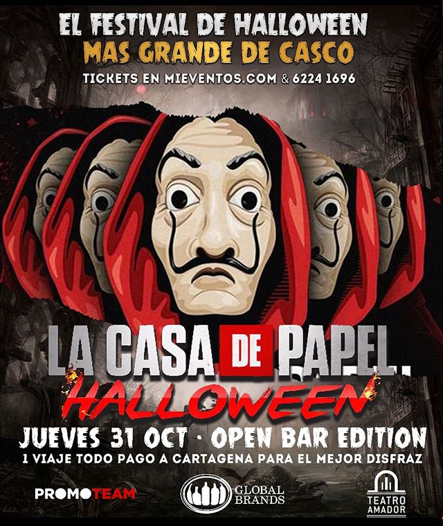 Photo of El festival de Halloween llega a Teatro Amador