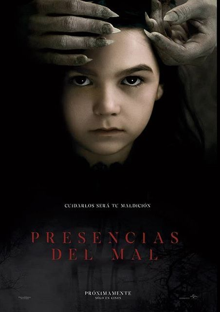 Photo of Universal Pictures presenta el trailer oficial de 'Presencias del Mal'