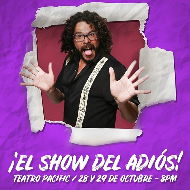 Photo of Winnie T. Sittón se retira del Stand Up Comedy con el show 'Liquidación Total'