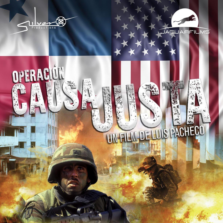 Photo of Este 31 de octubre estrena la película 'Operación Causa Justa'