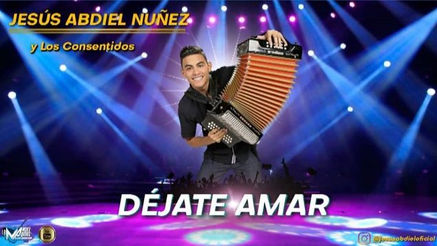 Photo of Jesús Abdiel Núñez estrena el tema «Déjate Amar»