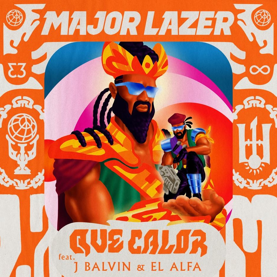 Photo of Major Lazer presenta el vídeo oficial de 'Qué Calor' junto a J Balvin y El Alfa
