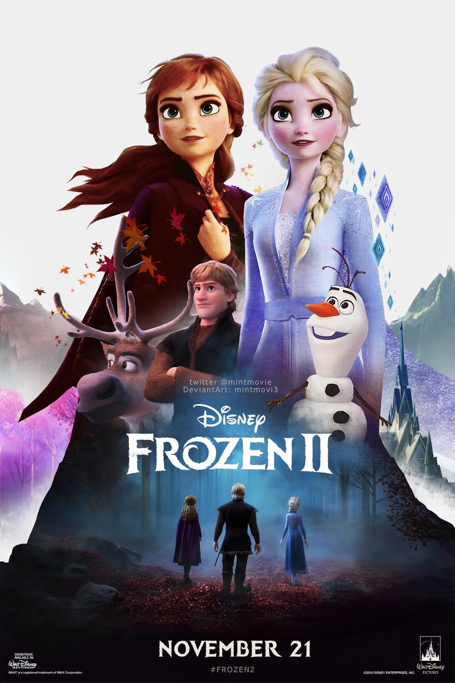 Photo of ¡Atención! ya está disponible la pre venta para la película 'Frozen 2'