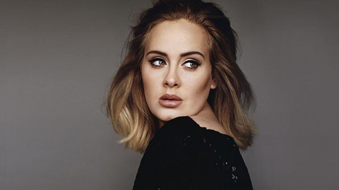 Photo of La cantante Adele sorprendió con su nueva figura