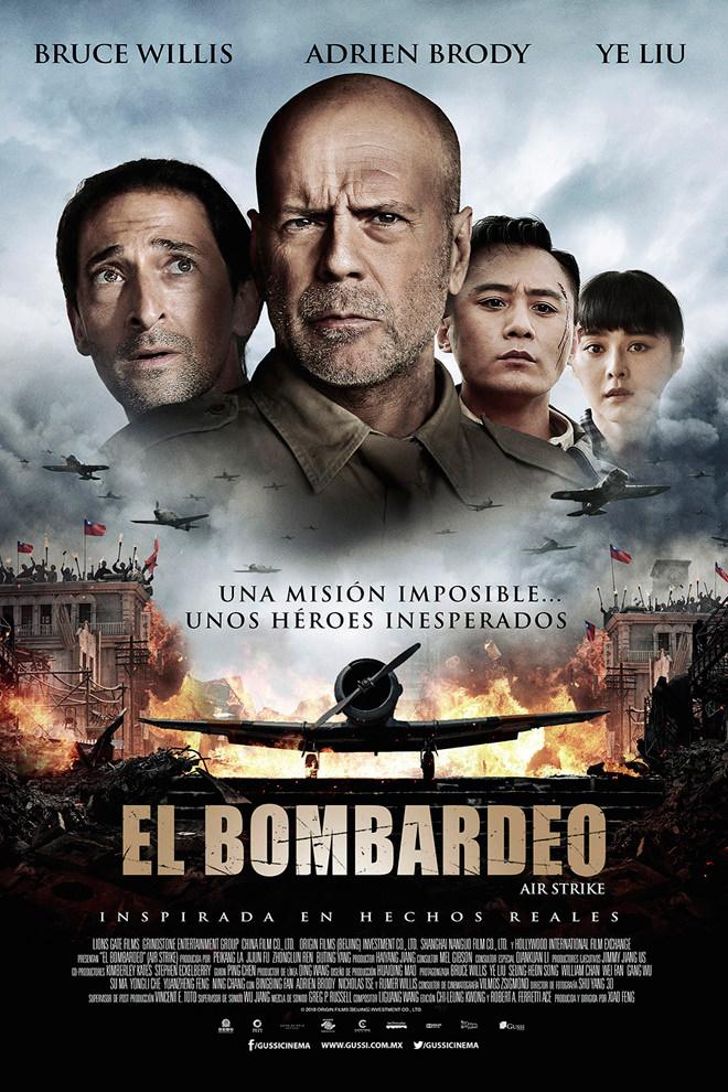 Photo of Estreno de la película 'El Bombardeo'