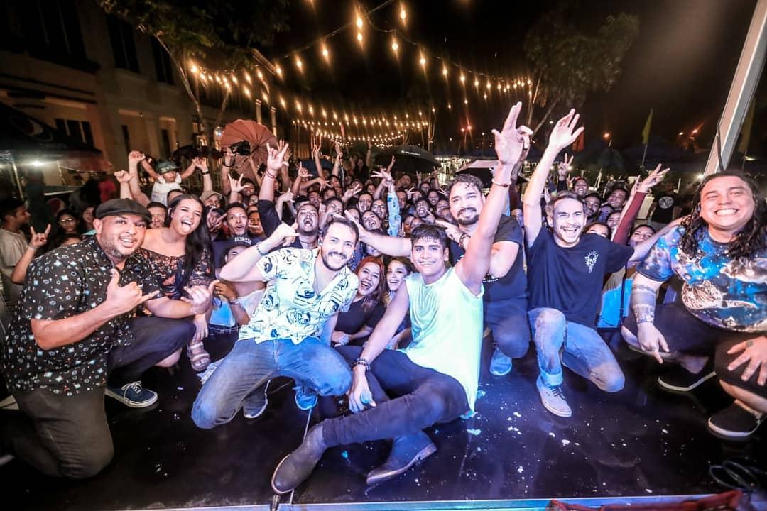 Photo of Llevarte A Marte cerró con broche de oro el aniversario de 'El Mercaito'