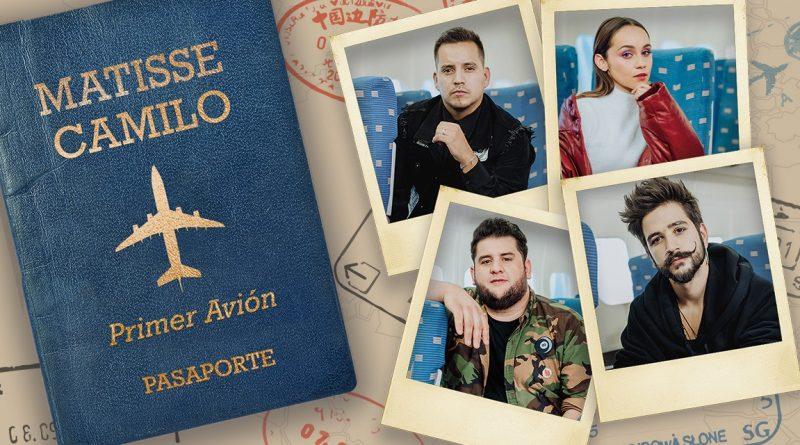 Photo of Matisse y Camilo lanza su single titulado 'Primer Avión'