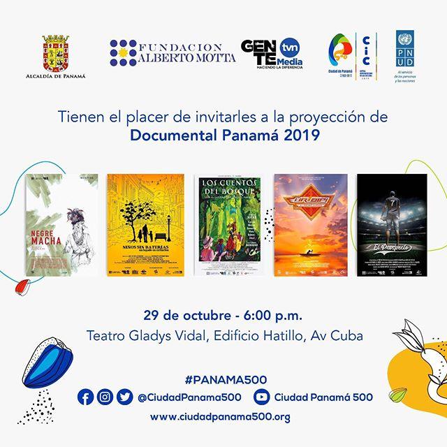 Photo of Documental Panamá 2019
