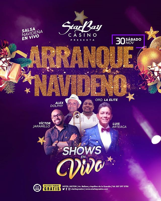 Photo of Starbay Casino presenta 'Arranque Navideño'