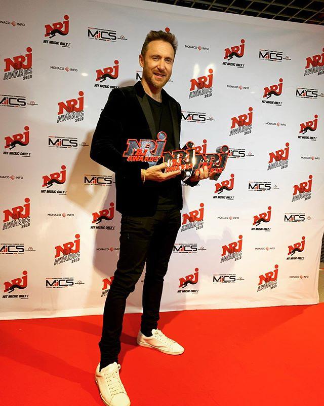 Photo of David Guetta se llevo Premio de Música NRJ Award 2019