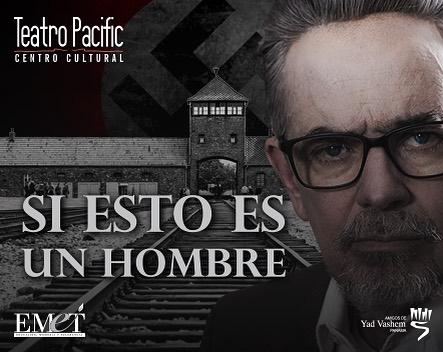Photo of Monólogo 'Si Esto Es Un Hombre' con Javier Vidal