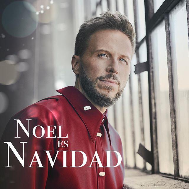 Photo of Noel Schajris presenta su primer disco de Navidad