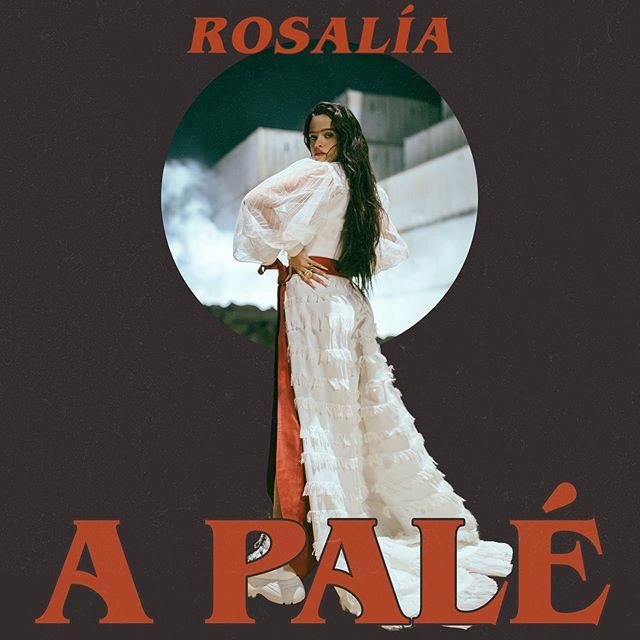 Photo of Rosalía lanza nueva canción 'A palé'