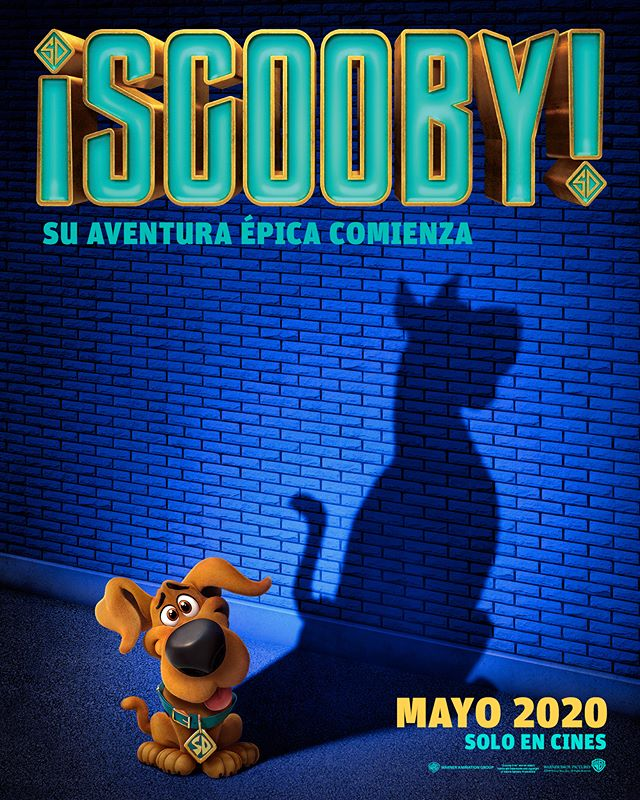 Photo of Warner Bros Pictures estrena trailer oficial de la película animada ¡Scooby!
