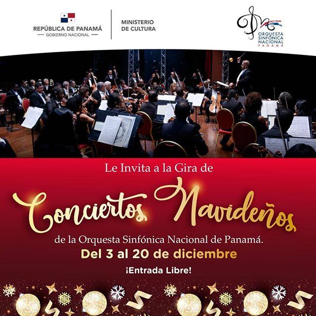 Photo of Conciertos Navideños de la Orquesta Sinfónica de Panamá