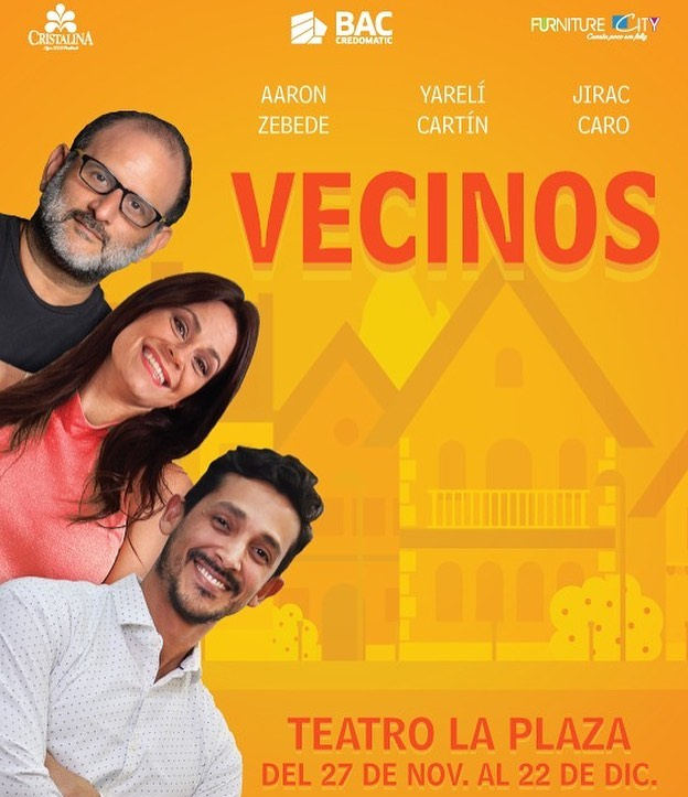 Photo of Teatro la Plaza presenta su nueva obra 'Vecinos'