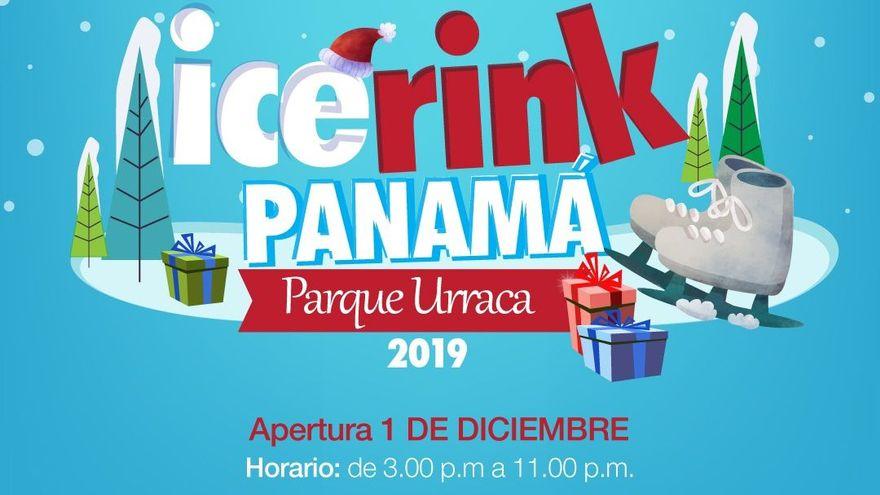 """Photo of A partir del 1 de diciembre """"Pista de Hielo"""" en el Parque Urracá"""