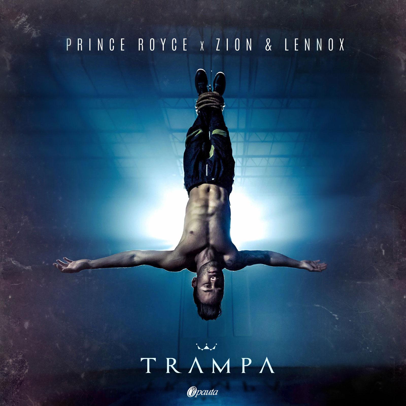Photo of 'Trampa' lo nuevo de Prince Royce junto a Zion & Lennox