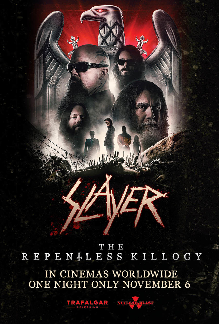 Photo of Pre venta para la película 'Slayer: The Repentless Killogy'