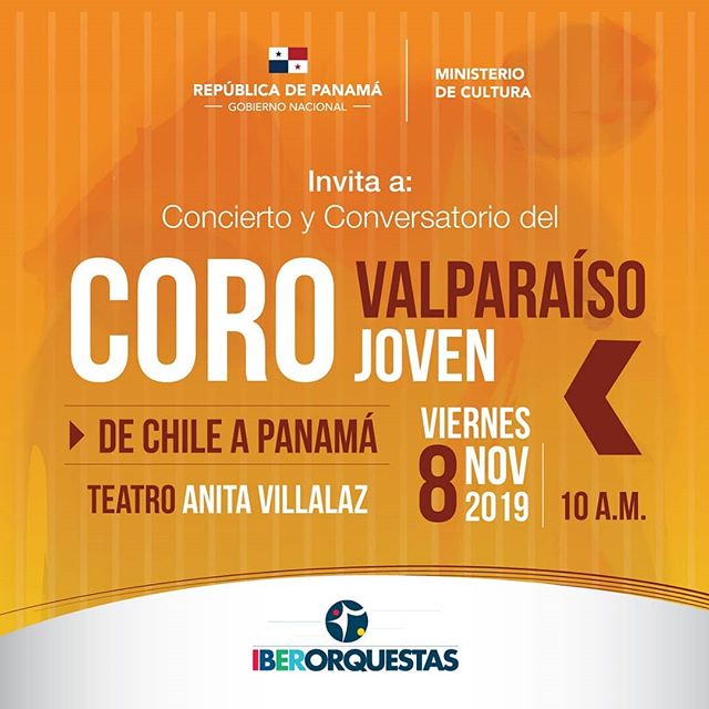 Photo of Concierto y Conversatorio  del Coro Valparaíso Joven