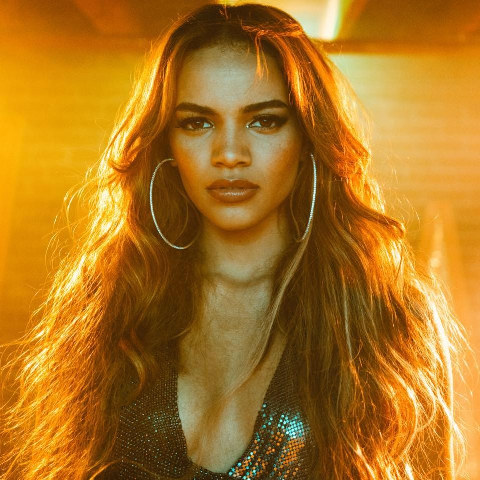 "Photo of Leslie Grace entra al cine con ""In the Heights"""