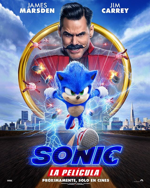 Photo of ¡Disponible' nuevo trailer de 'Sonic, la película'