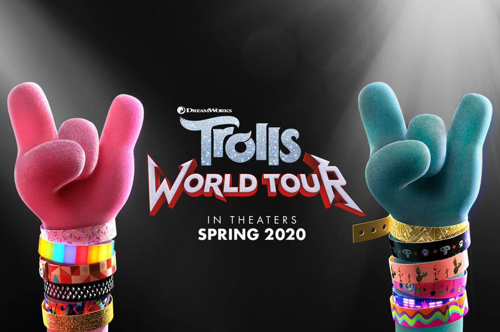 "Photo of Se estrena  trailer Oficial de ""Trolls 2 World Tour"""