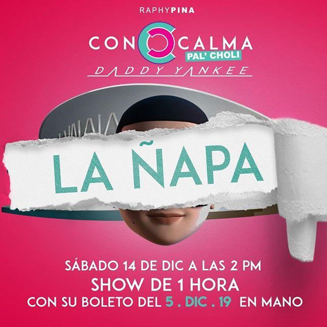 """Photo of Daddy Yankee dará una función gratuita """"especial"""" a los fanáticos de Puerto Rico"""