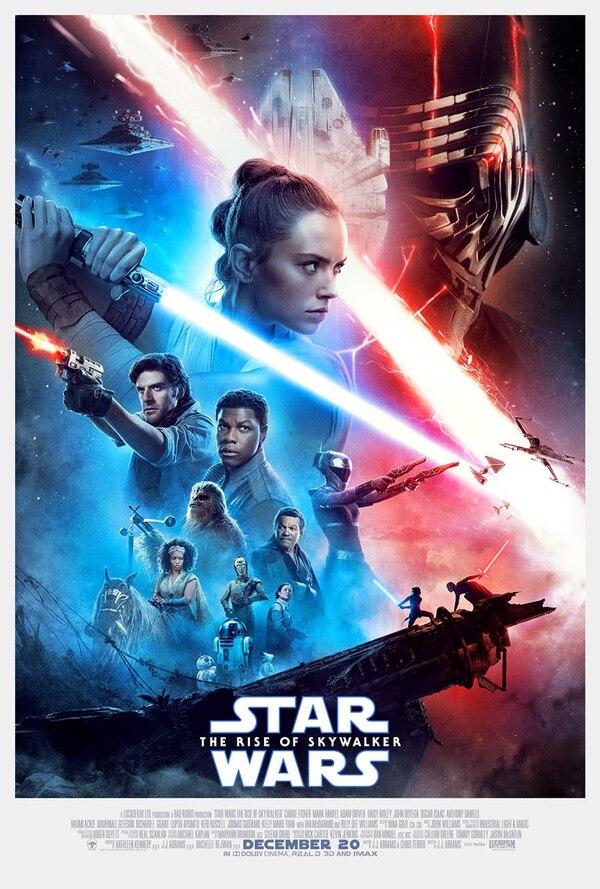 Photo of ¡Disponible! «Star Wars: El ascenso de Skywalker» en cines de Panamá