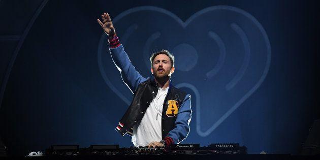 Photo of David Guetta comparte vídeo del tributo que brindo al músico sueco Avicii