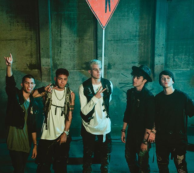 Photo of CNCO presentan una nueva versión de «Bad Guy» el exitoso single de Billie Eilish