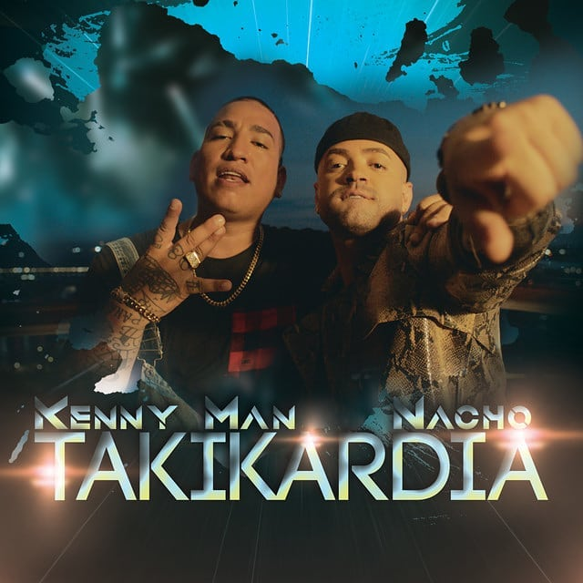 Photo of Kenny Man estrena «Takikardia» junto a Nacho