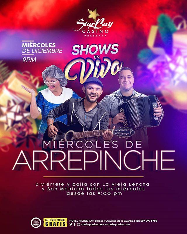 Photo of Starbay Casino presenta «Miércoles de Arrepinche» es el mes de diciembre